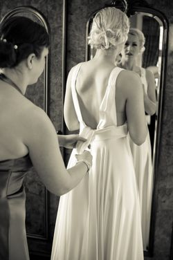 A mirror moment...