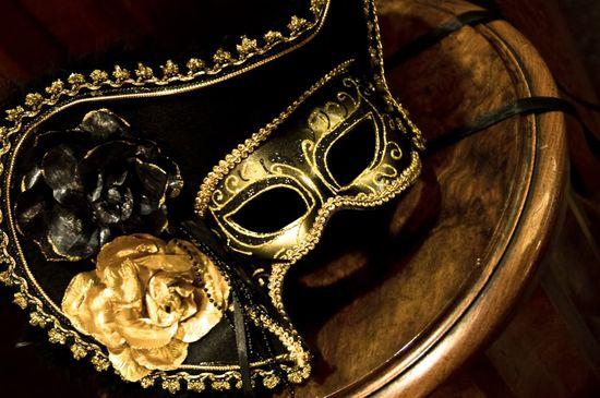 Masquerade Mask...