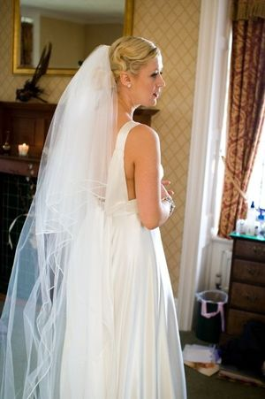 'Selene', by Jenny Packham...