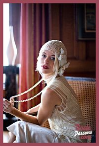 A beautiful, 1920's inspired wedding photoshoot, styled by www.vintageteasets.co.uk and shot by www.rosieparsons.co.uk ...