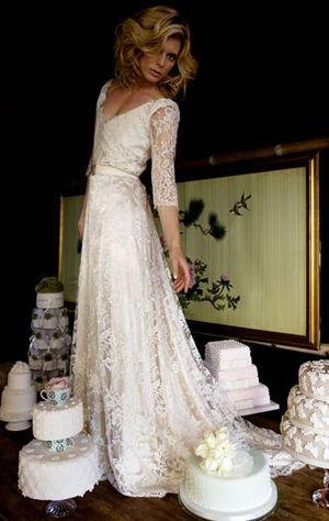 vivienne westwood wedding dresses 2009. at Vivienne Westwood where
